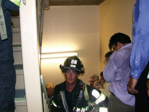 john labriola photo of firefighter